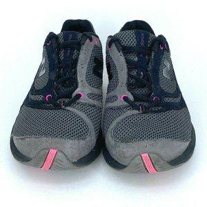 New Balance Shoes - New Balance True Balance Black Fuschia Toning Shoe